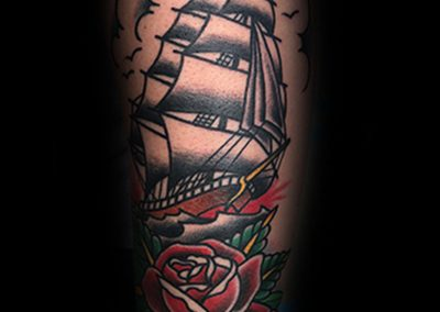 Clipper Chris Jones Tall Ship American Traditional